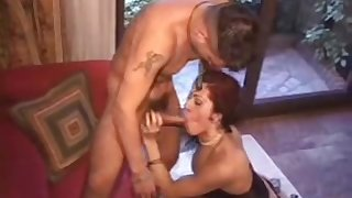 Horny xxx clip transsexual Fruit exotic you've seen