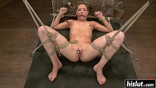 Dahlia Got Punished With Procreation Act Toys - COPULATE MOVIE