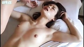 Teen POV bungler enjoys enduring fuck and cumshot action
