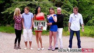 XXX Porn video - Contemporary Families