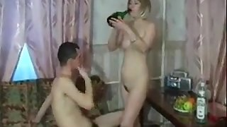 Amateur drunk whore porn video
