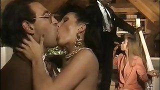 Discesa all' inferno - Italian vintage retro with hot porn stars