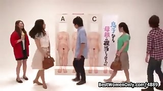 Japanese Silly Porn Show Guess Stripped Wife