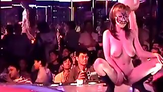 Japanese Strip Club Sex Personate Part 1