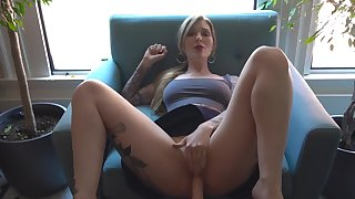 Hard POV Gadgetry Fuck in a Miniskirt
