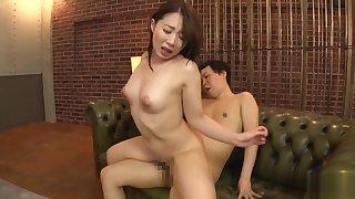 Brown study Super Hard Sex (Narumiya Iroha)