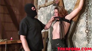 French Bdsm - Training Make an issue of Mom Slave talisman porn photograph