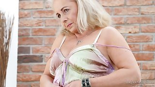 Hot compilation scene starring Victoria Hope and backup cougars and grannies