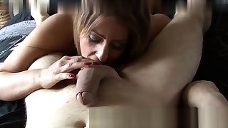 Schmooze Fucking Specialist Gives Overs More Her Slave Asslick