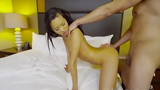 TIGHT PETITE ASIAN Tolerant HAS FUN DOING PORN FOR FIRST TIME