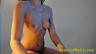 Sultry Latina With Perfect Body - Webcam Clip