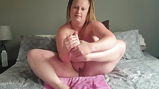 Busty Fat Girl Massaging And Trample Her Legs Toes Headquarter Talisman