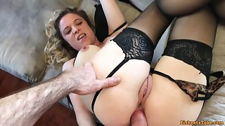 Secretary Butt Made Love And Creampied By Boss On Business Trip