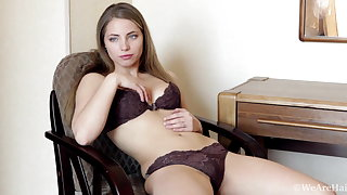 Beautiful Russian involving good body